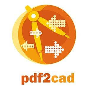 pdf2cad 11 To Go - Home/Office Edition - USB License-Visual Integrity-NOVEDGE