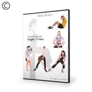 DOSCH 2D Viz-Images: People - Fitness-Dosch Design-NOVEDGE