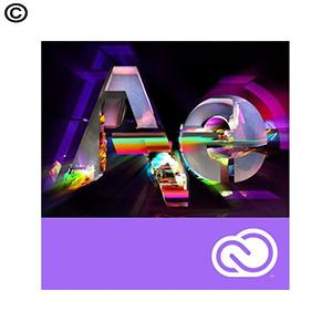 After Effects Creative Cloud by Adobe, the best After Effects software