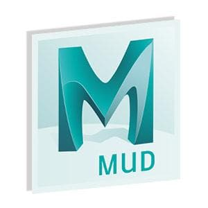 Mudbox - 1-Year Maintenance Renewal-Autodesk-NOVEDGE
