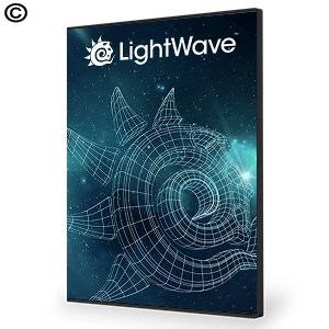 LightWave 3D 2020 - Educational Student License-NewTek-NOVEDGE