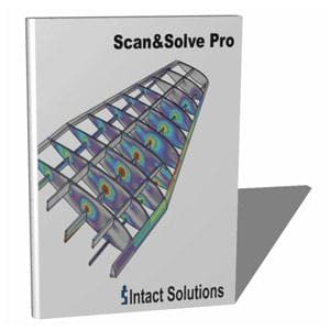 Scan&Solve Pro for Rhino - Academic Student License - 1- Year Subscription-Intact Solutions-NOVEDGE