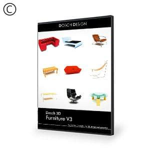 DOSCH 3D: Furniture V3-Dosch Design-NOVEDGE