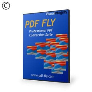 pdf fly 12 for Win - Upgrade from previous versions-Visual Integrity-NOVEDGE