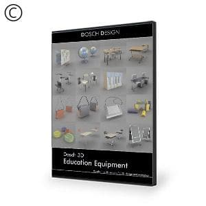 DOSCH 3D: Education Equipment-Dosch Design-NOVEDGE