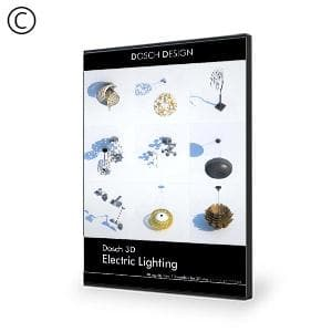 DOSCH 3D: Electric Lighting-Dosch Design-NOVEDGE