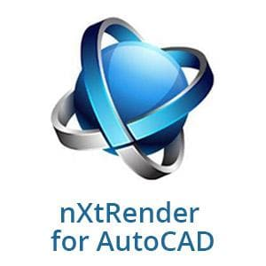 nXtRender for AutoCAD - NOVEDGE