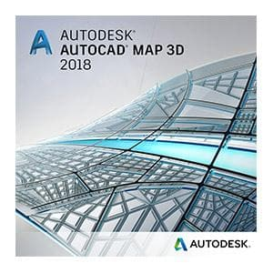 AutoCAD Map 3D - Single-User Subscription Renewal - Government License-Autodesk-NOVEDGE