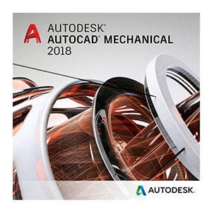 AutoCAD Mechanical - 1-Year Maintenance Renewal-Autodesk-NOVEDGE