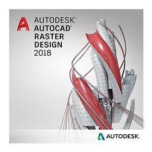 AutoCAD Raster Design - 1-Year Multi-user Subscription - Government License - Trade-in your Perpetual License Under Maintenance - NOVEDGE