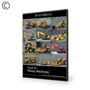 DOSCH 3D: Heavy Machines-Dosch Design-NOVEDGE
