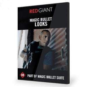 Magic Bullet Looks-Red Giant-NOVEDGE