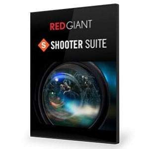 Red Giant Shooter Suite-Red Giant-NOVEDGE