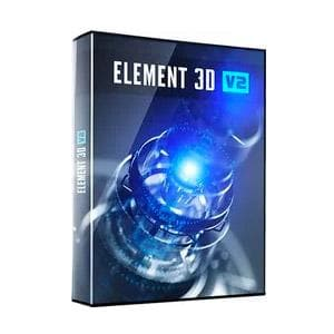 Video Copilot Element 3D V2.2 - Upgrade from Element 3D V.1-Video Copilot-NOVEDGE