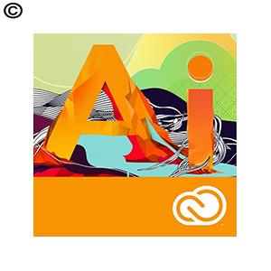 Illustrator Creative Cloud <br> 12-Month Subscription - NOVEDGE