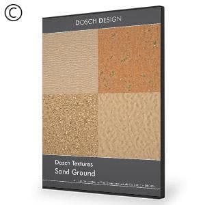 DOSCH Textures: Sand Ground - NOVEDGE