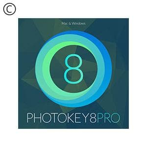 PhotoKey 8 Pro - Educational - NOVEDGE