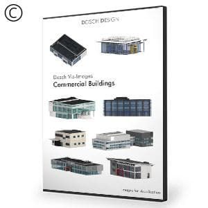 DOSCH 2D Viz-Images: Commercial Buildings-Dosch Design-NOVEDGE