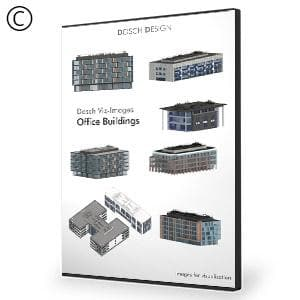 DOSCH 2D Viz-Images: Office Buildings - NOVEDGE