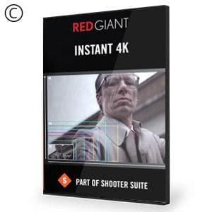 Red Giant Instant 4K-Red Giant-NOVEDGE