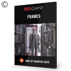 Red Giant Shooter Frames-Red Giant-NOVEDGE