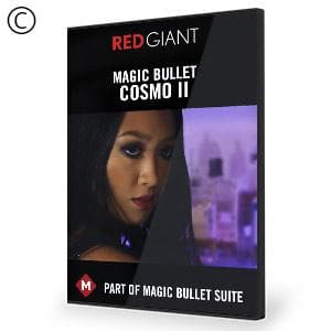 Magic Bullet Cosmo II-Red Giant-NOVEDGE