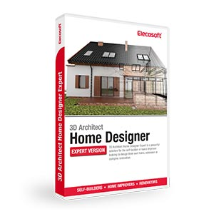 3D Architect Home Designer Expert-Elecosoft-NOVEDGE