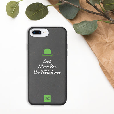 Surrealist Biodegradable Phone Case-NOVEDGE-NOVEDGE