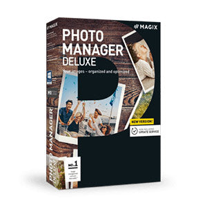 MAGIX Photo Manager Deluxe-MAGIX-NOVEDGE