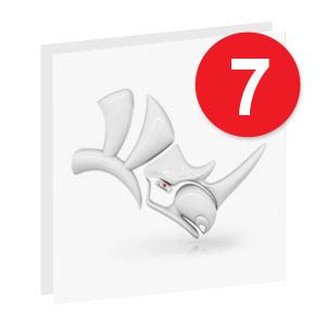 Rhino 7 Student License - Upgrade From Any Previous version-McNeel-NOVEDGE