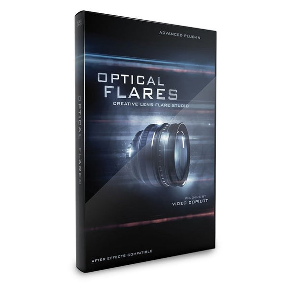 Optical Flares Plug-in for After Effects-Video Copilot-NOVEDGE