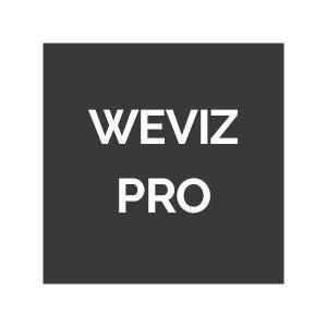 WEVIZ PRO Large Companies - Subscription - Multi-License-weviz-NOVEDGE