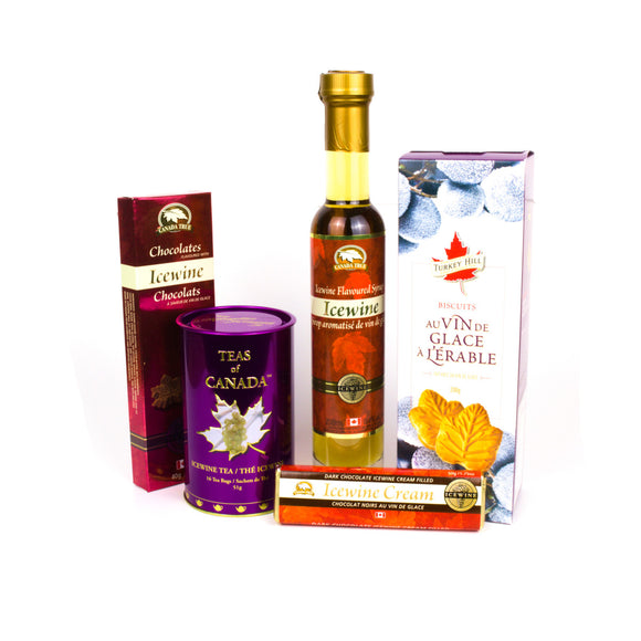 Canadian icewine products