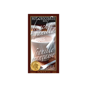 French Vanilla Hot Chocolate Packet