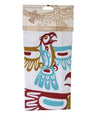 haida eagle tea towel
