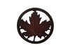maple leaf trivet