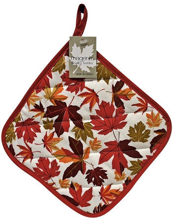 Autumn Maple Leaves Pot Holder