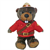 rcmp souvenir stuffed animal beaver