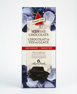 Icewine Dark Chocolate Bar