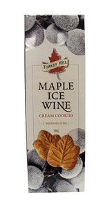 maple icewine cream cookies