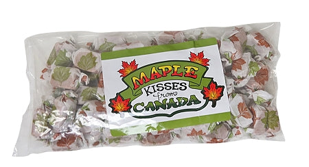 maple toffee kisses from canada