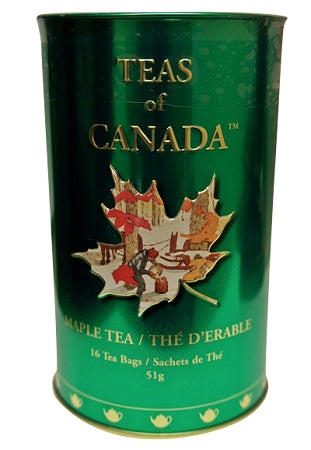 maple syrup tea