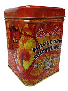 canadian maple tree droppings hard candy