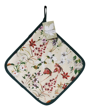 Wildflowers of Canada Pot Holder