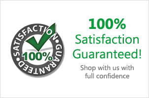 Hong Kong Flower Shop offers customers 100% satisfaction guarantee