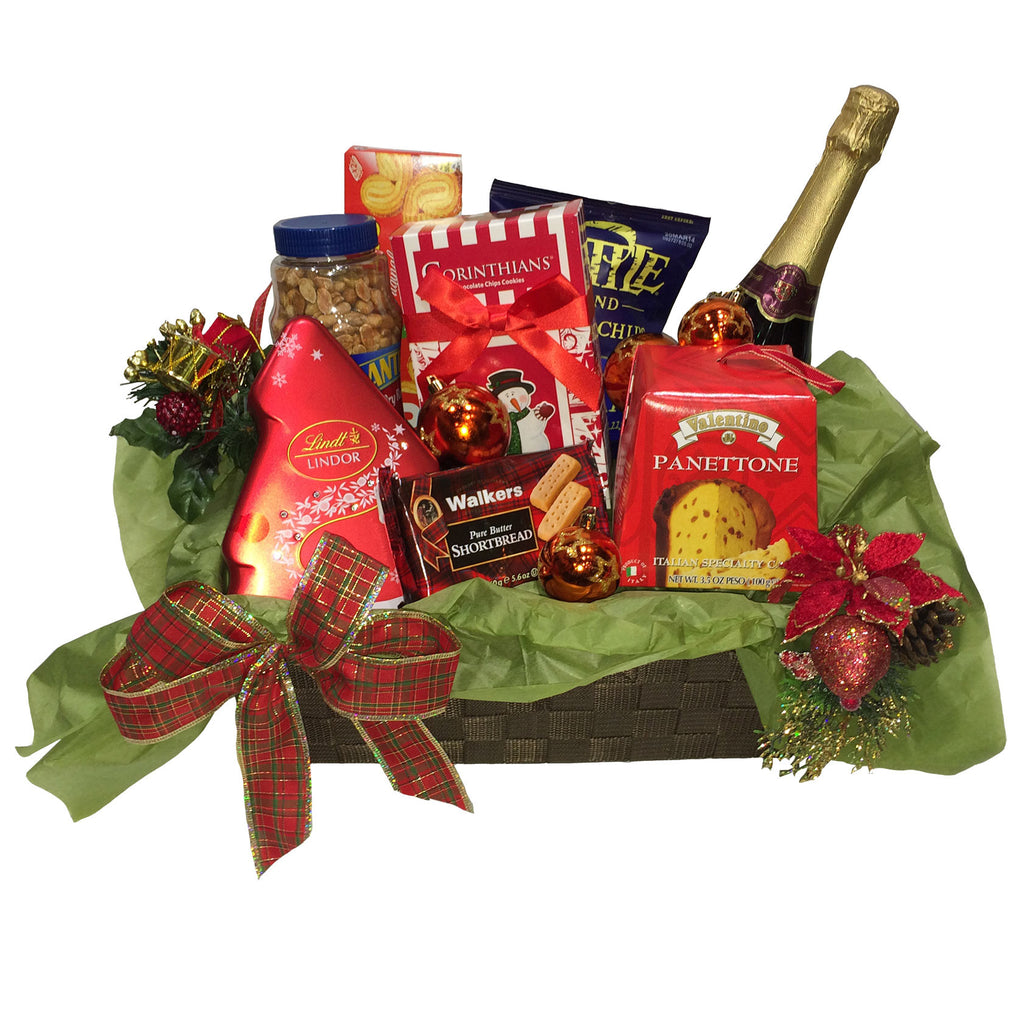 The Extravaganza - Deluxe X'mas & New Year Gift Basket