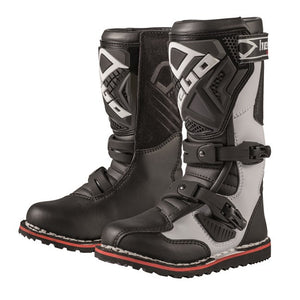 BOOT KIDS TECH 2.0 MICRO BLACK/WHITE