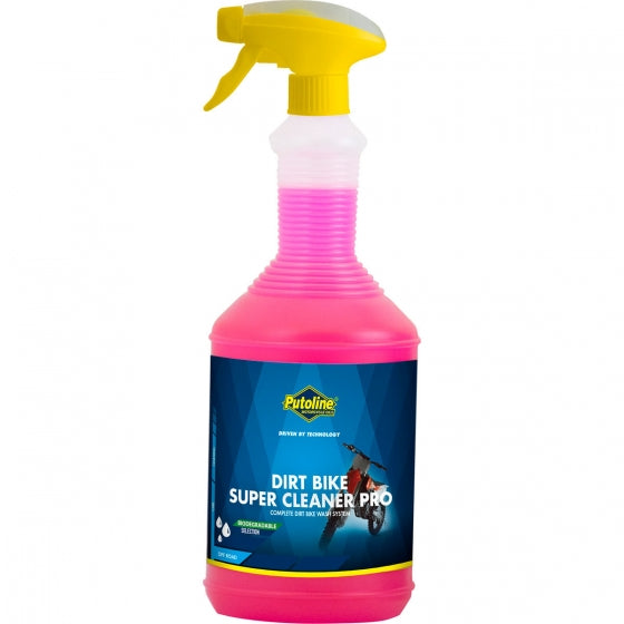 Dirt Bike Super Cleaner