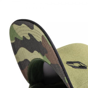 Hat solid camo