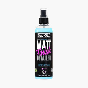 Matt Finish Detailer 250ml